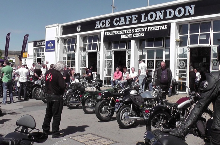Ace Cafe Orlando Breaks Ground To Open End Of Summer Motorcycle - Ace cafe orlando car show