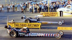 Carlsbad raceway drag strip