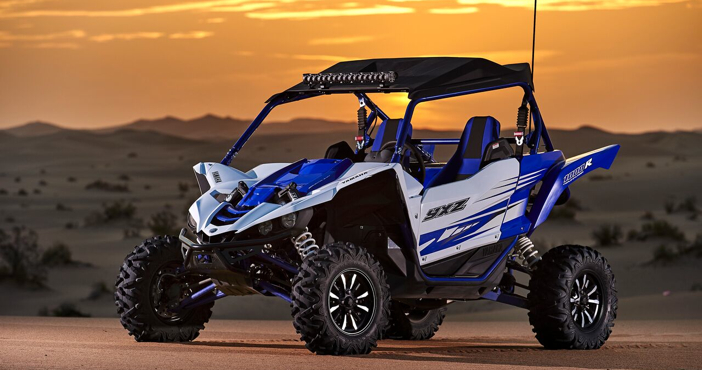 yamaha unveils all new 5 speed yxz1000r sport side by side motorcycle powersports news. Black Bedroom Furniture Sets. Home Design Ideas