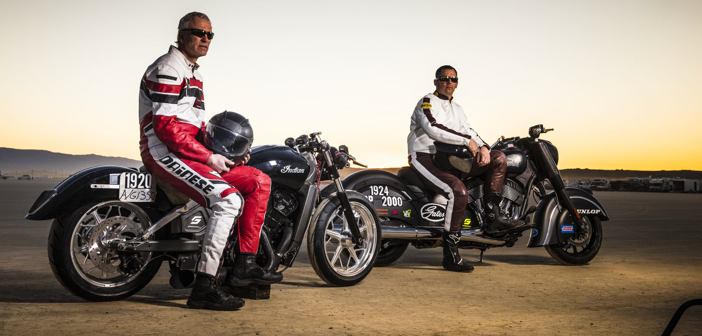 Indian Motorcycle Engineers Share 'A Passion for Speed'