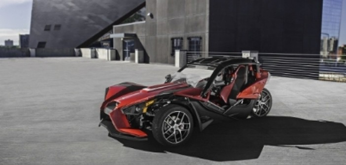 Polaris Slingshot Lineup Expands With All-New 2017 SLR
