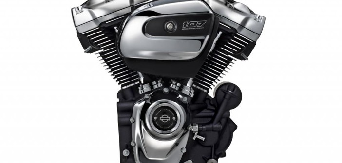 Harley-Davidson Launches All-New Milwaukee-Eight Engine and Touring Models