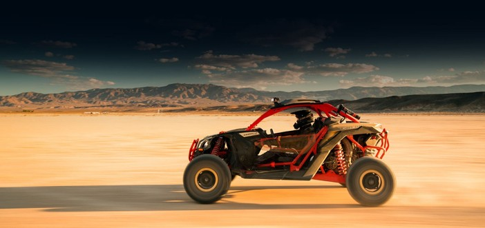 Can-Am Unleashes the All-New Maverick X3