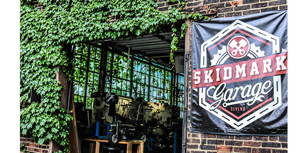 Skidmark garage motorcycle powersports news a community garage is a pretty simple idea the business owner buys or rents a warehouse set up work bays basic tools and rents space to do it yourself solutioingenieria Images