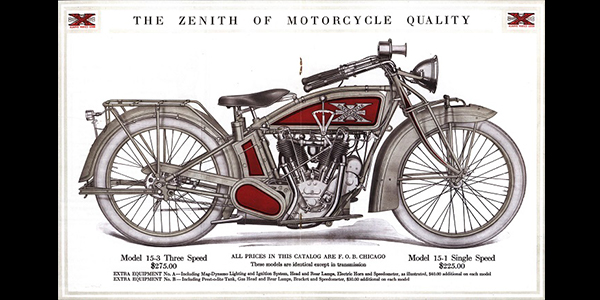 Excelsior-Henderson Motorcycle Brand to be Auctioned at Mecum Las ...