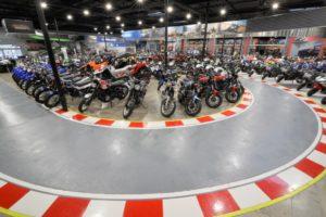 Destination Dealership Del Amo Motorsports interior