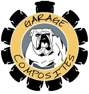 Garage Composites bulldog in gear