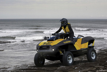 By Land and by Sea Sport Amphibian Manufacturer to Expand Dealer