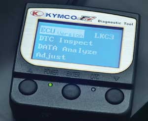 diagnostic tools may be required to calibrate or reset fi components.
