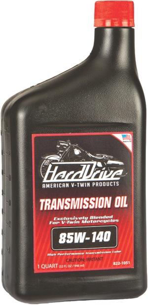 harddrive transmission oil - motorcycle & powersports news