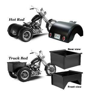 Paughco Trike Bodies Motorcycle Amp Powersports News