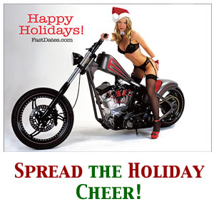 Holiday Greeting Cards - Motorcycle & Powersports News